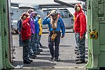 USS Bonhomme Richards welcomes Malaysian navy officials 150227-N-UF697-037.jpg
