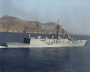USS John L. Hall;ship