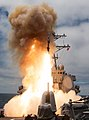USS John Paul Jones (DDG-53) launches RIM-174 in June 2014.JPG