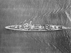 USS Ordronaux (DD-617) underway off Boston, Massachusetts (USA), on 28 February 1943