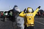 USS Theodore Roosevelt operations 150528-N-GR120-433.jpg