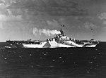 USS Ticonderoga (CV-14) underway on 5 November 1944.jpg