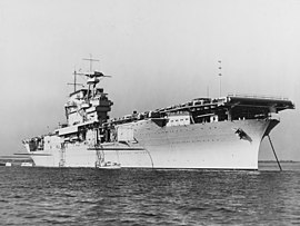 USS Yorktown (CV-5) anchored in Hampton Roads on 30 October 1937.jpg