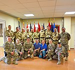 US NAVY COMPLETES WALKING BLOOD BANK FOR ROMANIAN COALITION PARTNERS (Image 1 of 2) 160414-N-RU350-068.jpg