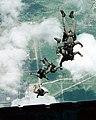 US Navy 000711-N-3889M-001 EOD static line parachute jump.jpg