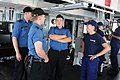 US and Canadian Coast Guard sailors, on the bridge, 120814-G-NB914-035.JPG
