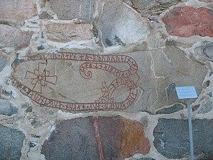 Ingvar runestones - Image: U 513, Rimbo