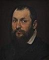 Ubekendt Italiensk 1500-tallet KMS1979 - Portrait of a Man - KMS1979 - Statens Museum for Kunst.jpg