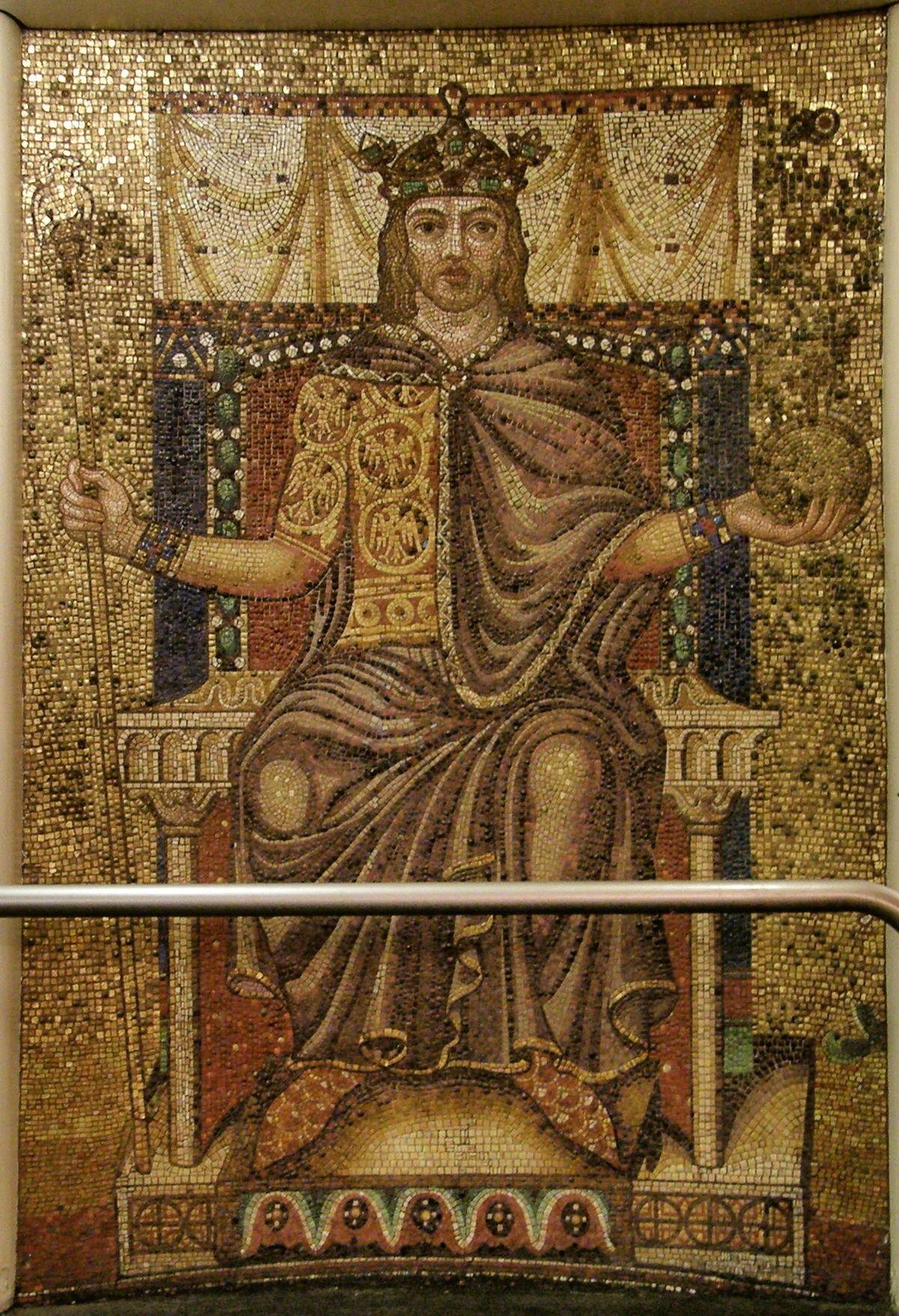 Otto I Holy Roman Emperor Wikimedia Commons