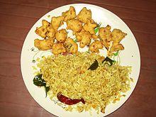 Bunyol (gastronomia) - Viquipèdia, l'enciclopèdia lliure