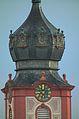 Uhr Turm Hofkirche Bruchsal.JPG