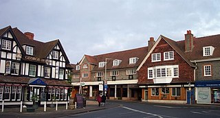 Pangbourne Human settlement in England