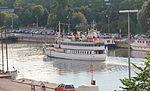 Ukkopekka in Aura river august 2012.jpg