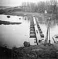 Ukrajna, Vinnicja város, Bug folyóm 1941. október. - Fortepan 13990.jpg