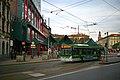 Un Irisbus Citelis in servizio sulla linea 50 transita in piazzale Cadorna a Milano.jpg