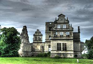 Ridala Parish - Ungru Castle ruins