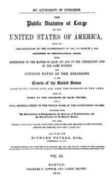 United States Statutes at Large Volume 3.djvu