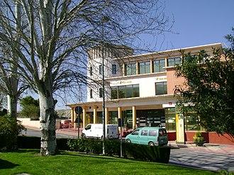 University of Jaén - Zabaleta building.