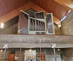 Unterdeufstetten, kath. Kirche, Orgel (1).jpg