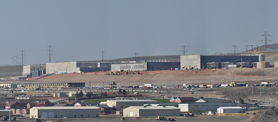 Utah Data Center Panorama (cropped)