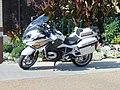 Utah Highway Patrol motorcycle, Provo, Utah, Jul 16.jpg