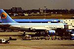 Uzbekistan A310 F-OGOZ at AMS (15941044197).jpg