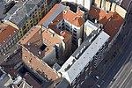 Városfal maradvány légi felvételen.jpg