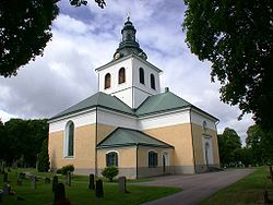 Västerfärnebo church Sala Sweden 001.JPG