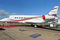 VH-WIO Dassault Falcon 2000LX Balmoral Air (6486046117).jpg