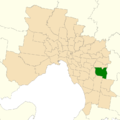 VIC Rowville District 2014.png