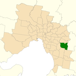 Electoral district of Rowville