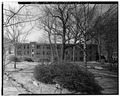 VIEW OF 1946 WING FROM SOUTH - U. S. Military Academy, Building No. 674, West Point, Orange County, NY HABS NY,36-WEPO,1-60-12.tif