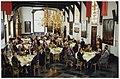 VIP's aan tafel bij het exclusieve diner t.g.v. de conferentie van de Vereniging van Nederlandse Gemeenten, in de Gravenzaal van het stadhuis.JPG