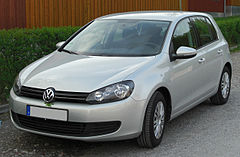 Volkswagen Golf (model 2008)