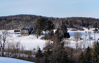 Val-des-Monts Municipality in Quebec, Canada