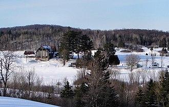 Val-des-Monts, Quebec - Image: Val des Monts QC