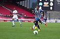 Valais Cup 2013 - OM-FC Porto 13-07-2013 - Alex Sandro 3.jpg