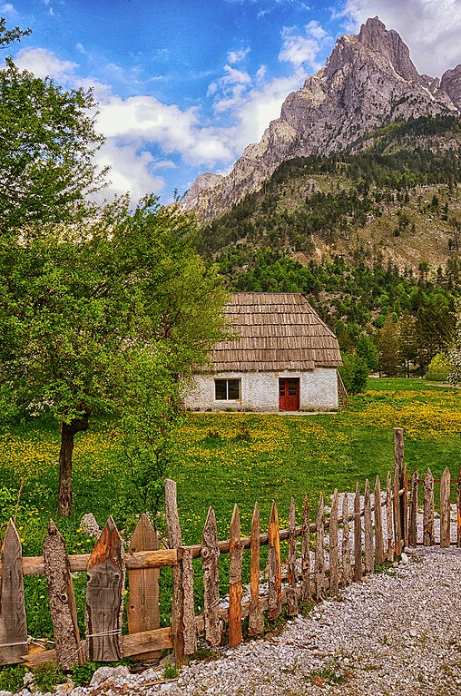 Valbona Valley National Park, Albanian Alps