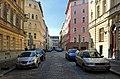 Varšavská street, Praha, north part.jpg