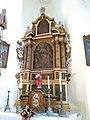 Vedlejší oltář vlevo Stříbrná Skalice.jpg