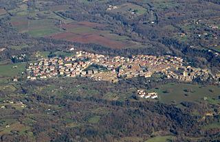 Vejano Comune in Lazio, Italy