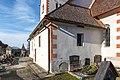 Velden Augsdorf Pfarrkirche hl. Maria Rosenkranzkönigin Sakristei 24122019 7768.jpg