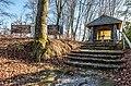 Velden Gedächtnisweg Friedensforst Kriegs-Gedenkstätte 31012018 2642.jpg