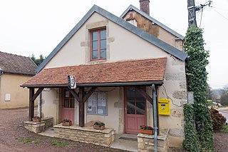 Velogny Commune in Bourgogne-Franche-Comté, France