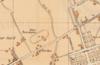 100px velorennbahn hardau auf stadtplan aus den 1890er jahren