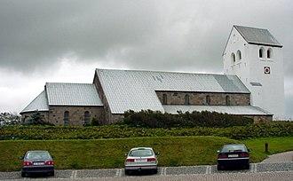 Vestervig - Vestervig Church