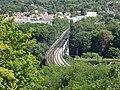 Viaduc entre le Vésinet et Saint-Germain vu depuis la terrasse du château de St Germain.jpg