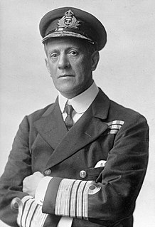 Cecil Burney Royal Navy admiral of the fleet