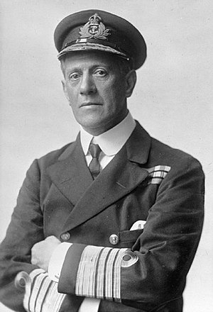 Cecil Burney - Sir Cecil Burney