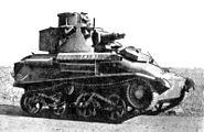 Vickers Light Tank Mark VI